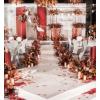 蜜匠婚庆公司户外草坪婚礼策划主题套餐结婚现场布置全套服务